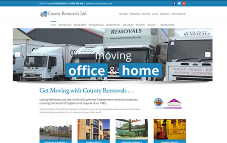 County Removals Limited