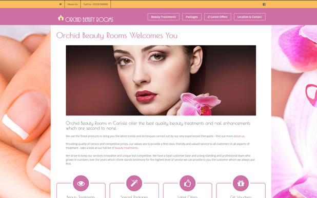 Orchid Beauty Rooms